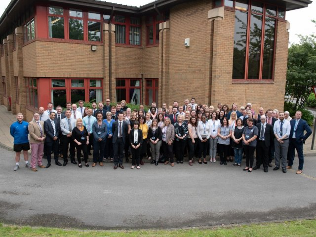 Wakefield Cathedral Academy staff